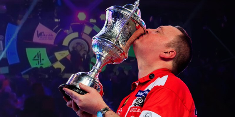 Glen Durrant 2018 BDO World Darts Champion