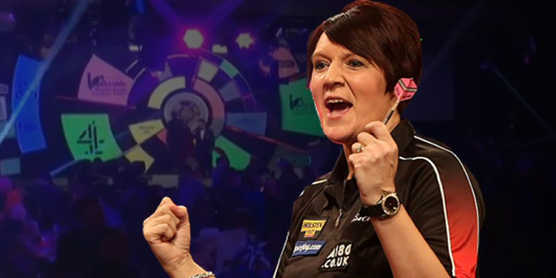 Lisa Ashton  2018 Ladies World Darts Champion