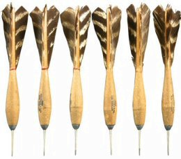 Feather Flighted Darts