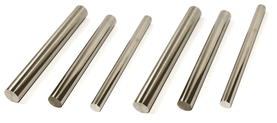 Tungsten Billet Rods
