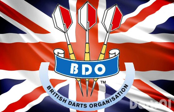 BDO Darts Tournament History